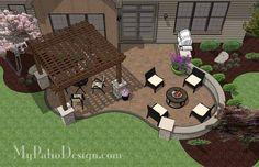 Patio Design for Entertaining