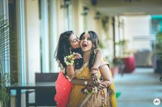 Get ready to witness a cute and classy small town wedding full of fun haldi ceremony ideas and some fab bridal makeup advice - Make way for Aaina and Shagun Wedding Picture Poses, Indian Wedding Photography Poses, Wedding Photography Inspiration, Wedding Poses, Wedding Photoshoot, Photography Ideas, Wedding Dresses, Mehendi Photography, Bride Poses
