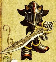 Sonic and the Black Knight Auditions (Cast List Up! CONFIRM!)
