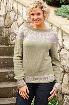 Пуловер Winter Violet - Елена Антонова - Веб-альбомы Picasa