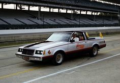 1981 Buick Regal V6 Indy 500 Pace Car