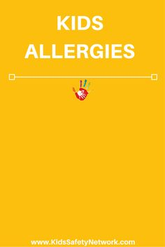 Helpful tips and advice for parents with kids who have allergies. Kids Allergies, How To Protect Yourself, Safety Tips, Child Safety, Helpful Tips, Kids Meals, Parents, Advice, Activities