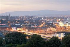 Derry~Londonderry - City of Culture 2013