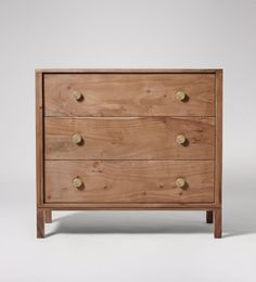 Edmond, Chest Of Drawers, Acacia