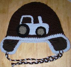 Traktoros sapka