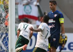 Leandro Pereira e Dudu - Palmeiras 1x0 Botafogo/SP - Allianz Parque - Campeonato Paulista 12/04/2015