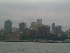 Skyline di N.Y.