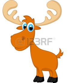How to draw a moose for kids painting ideas pinterest moose moose cartoon funny baby moose cartoon thecheapjerseys Image collections
