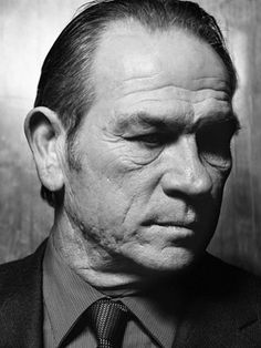 Tommy Lee Jones: Wonderful acting range, from comedy to drama. Real talent and seems very down to earth.