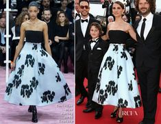 Natalie Portman In Christian Dior Couture – 'A Tale Of Love And Darkness' Cannes Film FestivalPremiere  Natalie Portman attended the 'A Tale of Love and Darkness' premiere at the 68th annual Cannes Film Festival in Cannes, France on Saturday (May 16), which marked her feature directorial debut.