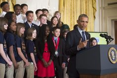 Inside the 2016 White House Science Fair - WSJ