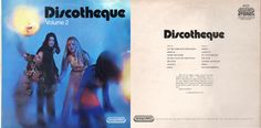 Discotheque Vol 2 (Various Artists) 1973  Not the late 70's disco style, this is a fun collection of laid-back rock/funky and spacey stuff.