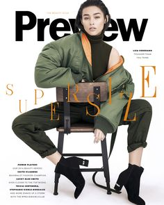 Here's a Peek Inside Our Big Beauty Issue With Liza Soberano | Preview.ph