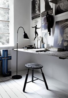 Koolandkreativ: Inspirational home offices