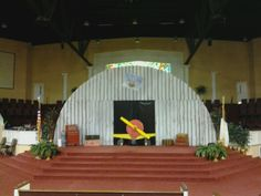 Main Stage for HGBC-VBS!!!!!