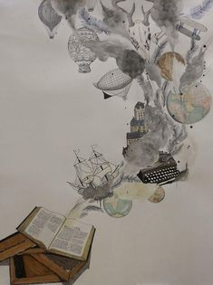 #BuenosDías y #felizviernes cuando mi cabeza está en los #libros sólo quiero que acabe la jornada