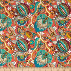 Liberty Fabrics Tana Lawn Citronella Multi from @fabricdotcom From the world famous Liberty Fabrics, this exquisite cotton lawn fabric is finely woven, lightweight and ultra soft. This gorgeous fabric is oh so perfect for flirty blouses, dresses, lingerie, tunics, tops and more. Colors include white, shades of pink and blue, rust, gold, yellow and purple. Citronella, Cotton Lawn Fabric, Turquoise Art, Liberty Fabric, Gorgeous Fabrics, Surface Design, Fabric Design, Purple, Pink