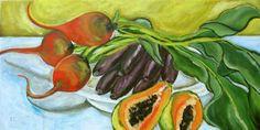 Bananas Painting at ArtistRising.com
