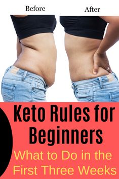 One of the less discussed aspects of taking up the keto diet is how difficult the first three weeks can be. Everyone setting out on their keto journey has to endure the transition from a 'standard' carbohydrate heavy eating regimen to one based on fa Keto Long Term, Transformation Fitness, Keto Diet Guide, Starting Keto Diet, Dieta Paleo, Keto Diet For Beginners, Best Diets, Lose Belly Fat, How To Lose Weight Fast