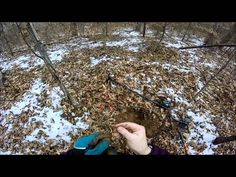 Metal Detecting 1800's Homesite with Garrett AT Pro Indian Head Penny & ...