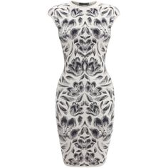 Alexander McQueen Tulip Puckering Jacquard Mini Dress and other apparel, accessories and trends. Browse and shop 21 related looks.