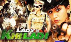 Lady Khiladi 2016 Hindi Dubbed 350MB HDRip 480p