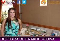 DESPEDIDA DE ELIZABETH MEDINA