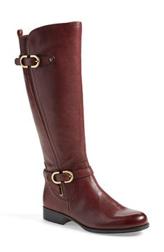Naturalizer+'Jennings'+Knee+High+Boot+(Women)+(Wide+Calf)+available+at+#Nordstrom