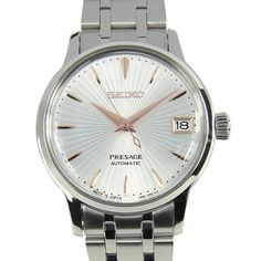 Online shopping from a great selection at Clothing, Shoes & Jewelry Store. Seiko Presage, Seiko Watches, Beautiful Watches, Lady, Michael Kors Watch, Jewelry Stores, Beautiful Women, Ladies Watches, Chronograph
