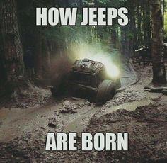 It's just jeep science. Jeep Cherokee Xj, Jeep Xj, Jeep Cars, Jeep Truck, Jeep Jokes, Jeep Humor, Car Jokes, Car Humor, Truck Memes