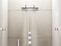 Wall-mounted rain shower - Fantini Rubinetti
