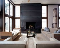 Elegant home fireplace by The Fireplace Man