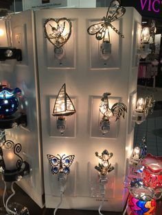 Home from Pure Oils Decorative Night Lights, Scared Of The Dark, Pure Oils, Austrian Crystal, Chrome Plating, Sconces, Wall Lights, Buy And Sell, Pure Products