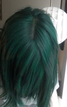 manic panic enchanted forest unbleached hair - Google Search