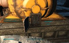 Fallout 4 Thicket Excavations Pull The Plug