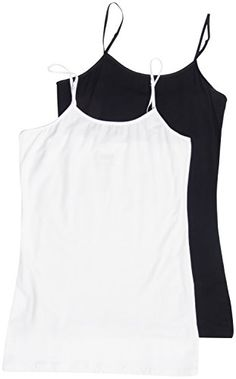 2 Pack Active Basic Womens Basic Tank Top Small Black White * You can get more details by clicking on the image. This is an affiliate link.