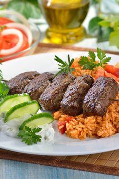 Einfaches Rezept für köstliche Ćevapčići