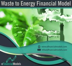 eFinancialModels offers a wide range of industry specific excel financial models, projections and forecasting model templates from expert financial modeling freelancers. Waste To Energy, Financial Modeling, Energy Projects, By Using, Renewable Energy, Recycling, Templates, Instagram, Stencils