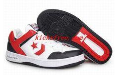 premium selection 7dcab af1e8 30h3J2 converse basketball shoes white black red