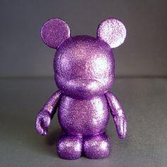 Amethyst Purple Mouse Custom Vinylmation