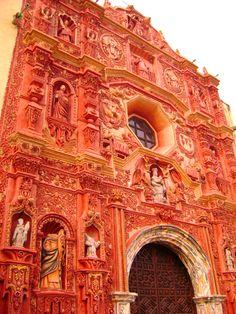 Misión de Landa de Matamoros, Querétaro, México