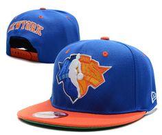 9e8136498b2 New York Knicks nba basketball cap