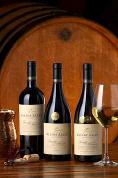 Try a delicious South African wine with Thanksgiving this year!