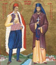 Προσκυνητής: Τρεις Νέοι Άγιοι Μάρτυρες(Πατριαρχείο Σερβίας)