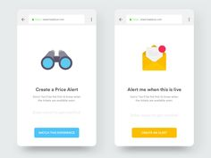Alert by Ranjith Alingal #Design Popular #Dribbble #shots