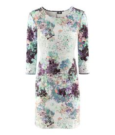 Dress (Light Blue/Floral). H & M. $29.95