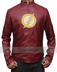 The Flash Jacket Season 2