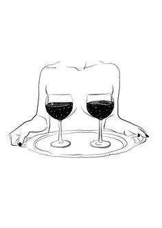Die Besten Pinernikar - New Site Kunst Inspo, Art Inspo, Art And Illustration, Dope Kunst, Art Sketches, Art Drawings, Dope Art, Erotic Art, Line Drawing