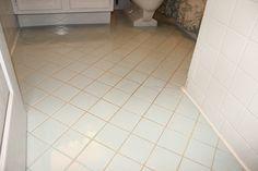 Quick and Easy Bathroom Tile Refresh | HGTV Design Blog – Design Happens