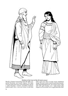 Byzantine Fashions 32